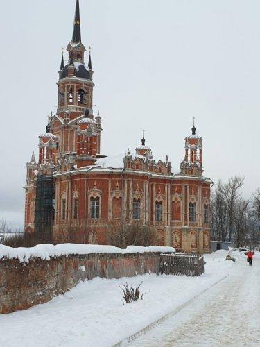 Ново-Никольский собор в г. Можайск