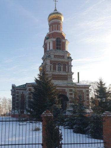 Храм в Рязанской области