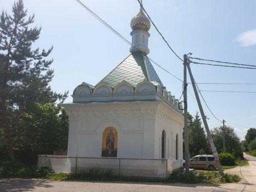 Часовня во Владимирской области